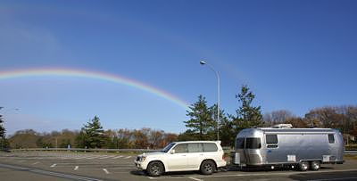 AIRSTREAM & Rainbow